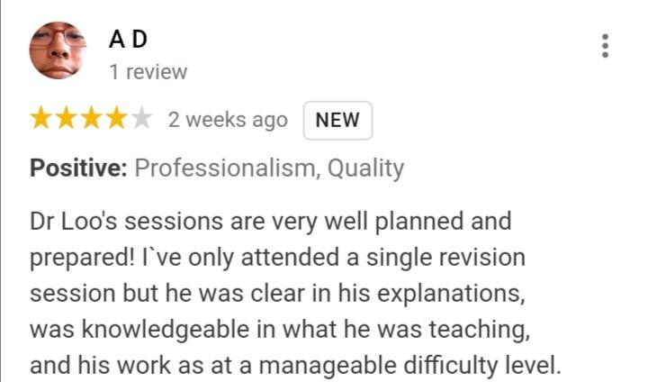 学生评论 2